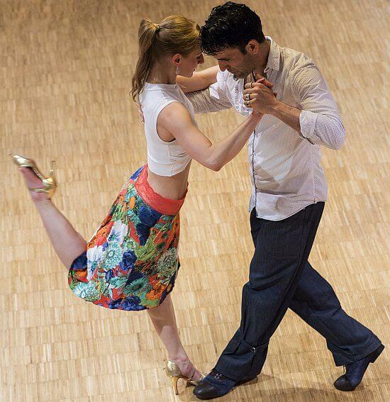 Tango Woggon bei Woggon 12