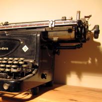 Woggon kontakt Schreibmaschine